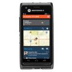 Мобильное устройство Motorola LEX L10i для экстренных служб с поддержкой LTE