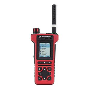 Портативная радиостанция TETRA ATEX MTP8500Ex