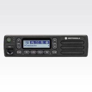 Мобильная радиостанция MOTOTRBO DM1600