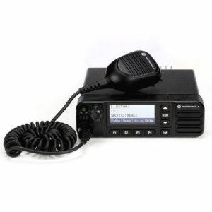 Мобильная радиостанция MOTOTRBO DM4601e, DM4600e, DM4401e, DM4400e