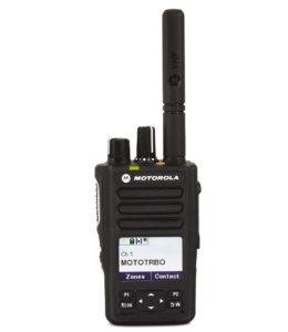 Портативная радиостанция Motorala DP3441E, DP3661E