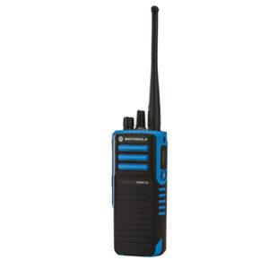 Портативная взрывозащищенная радиостанция Motorala DP4401 Ex